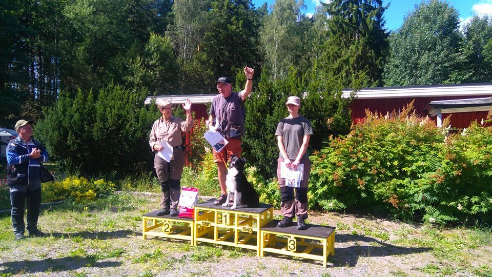 Pristagarna vid Nordic Style 16-17 juli i Strängnäs
